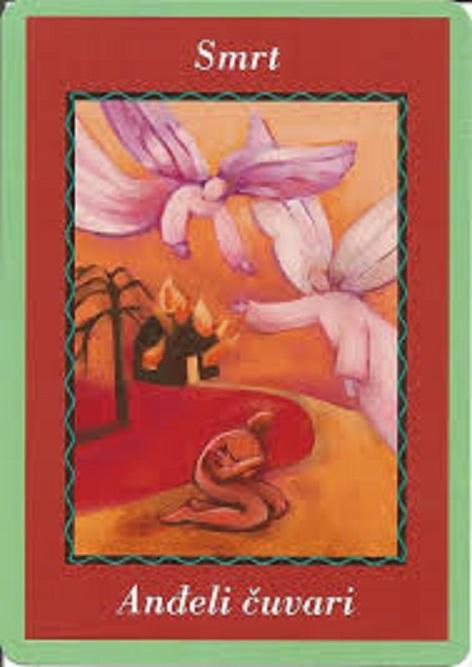 Karte duhovnih vodiča - Smrt 42  (Anđeli čuvari)