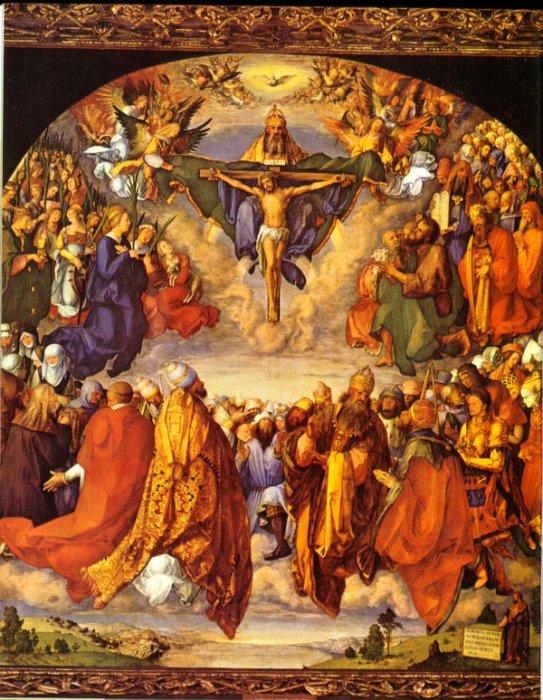Svetac dana – Svi Sveti