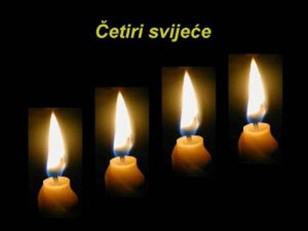 Četiri svijeće