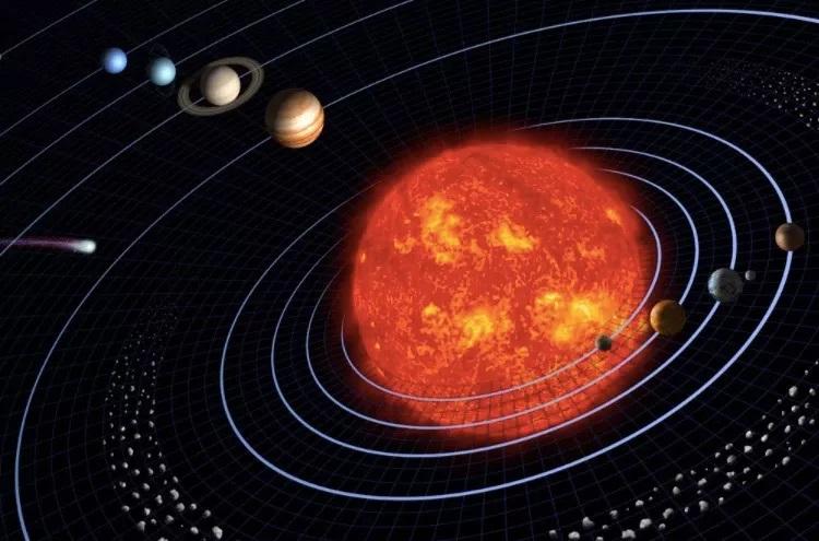 Kako je nastao Sunčev sustav?