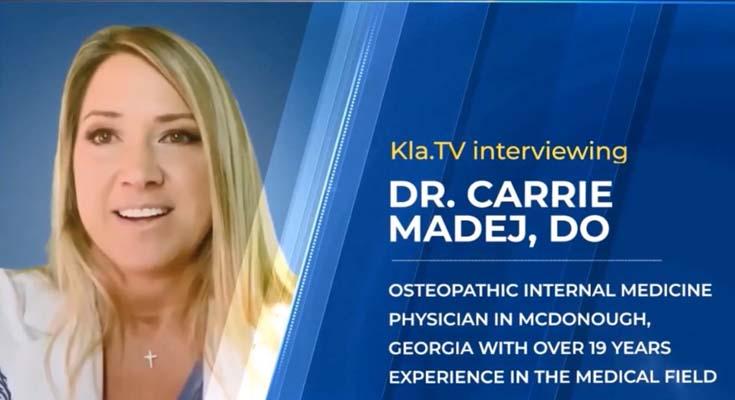Dr. Carrie Madej – Planovi za vas i vašu obitelj
