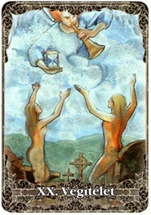 EZO TAROT - Šta nam sve priča BOŽJI SUD