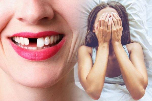 Besplatno tumačenje snova - rina (ispadanje zubi u snu)