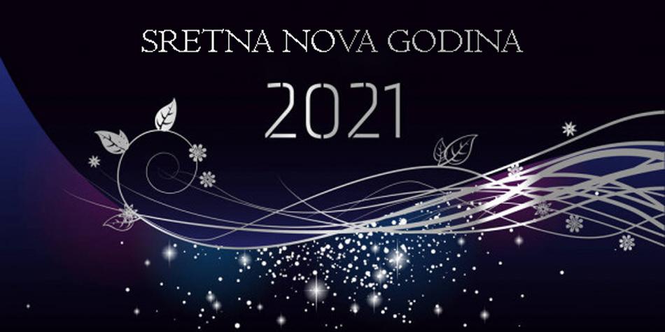 Sretna Nova godina....