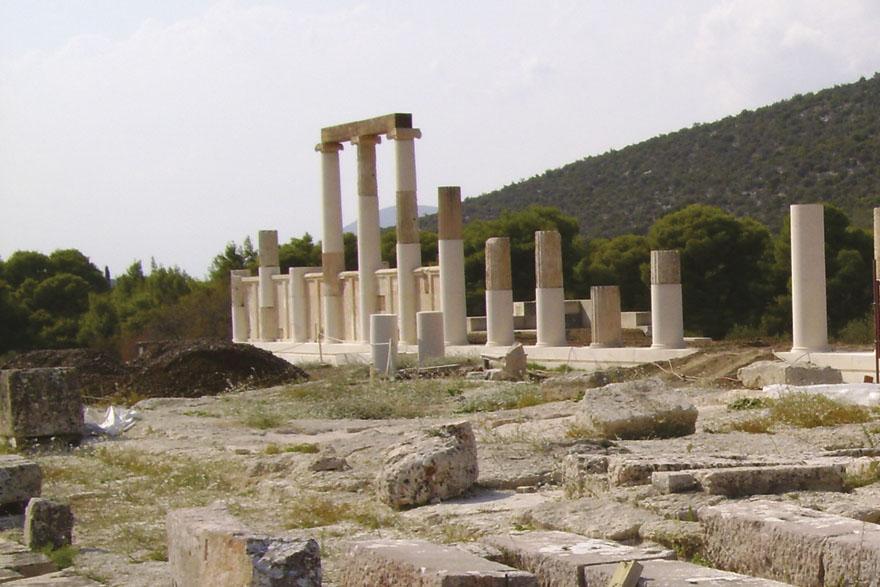 Asklepijevo svetište u Epidauru