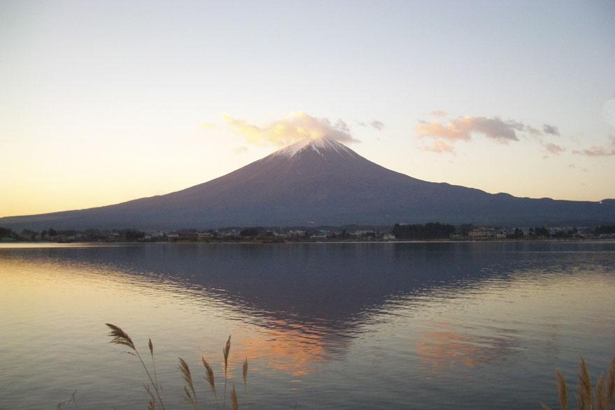 Fujiyama – sveta planina Japana