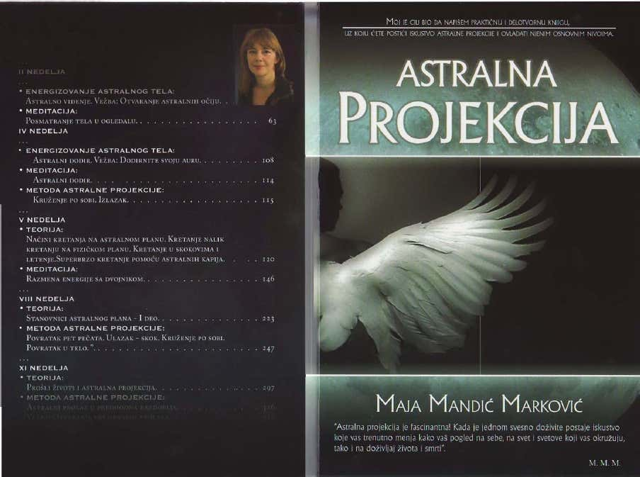 Maja Mandić - Astralna projekcija