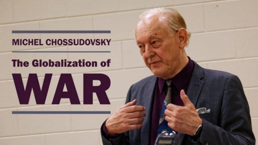 Prof. Michel Chossudowsky: 'COVID-19 je lažan, probudite se narodi'!