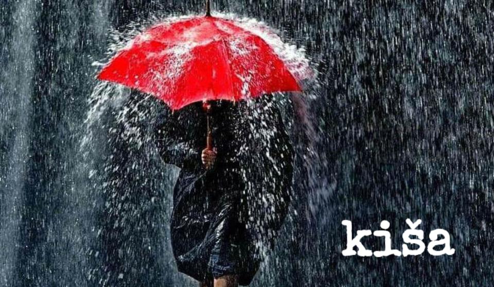 Proljetna kiša....