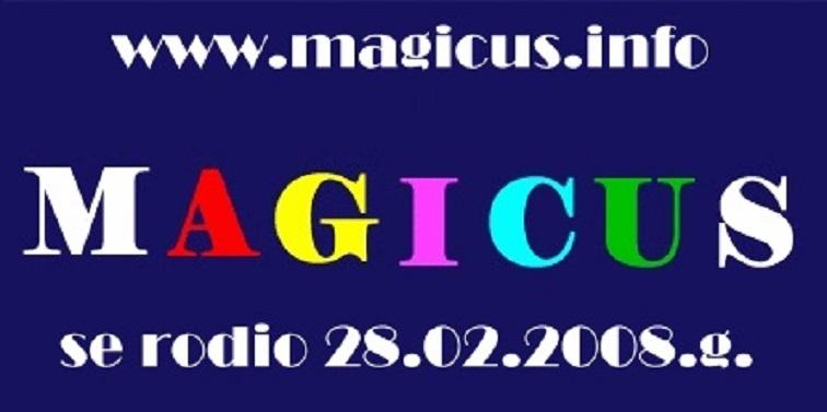 Uskoro 13 godina Magicusa - ususret rođendanu...