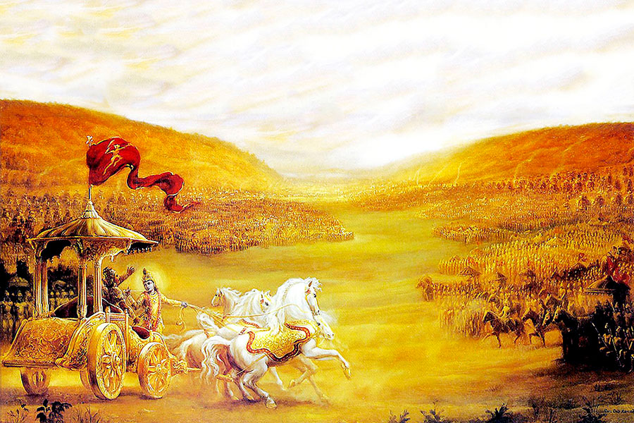 Mahabharata – 1. dio