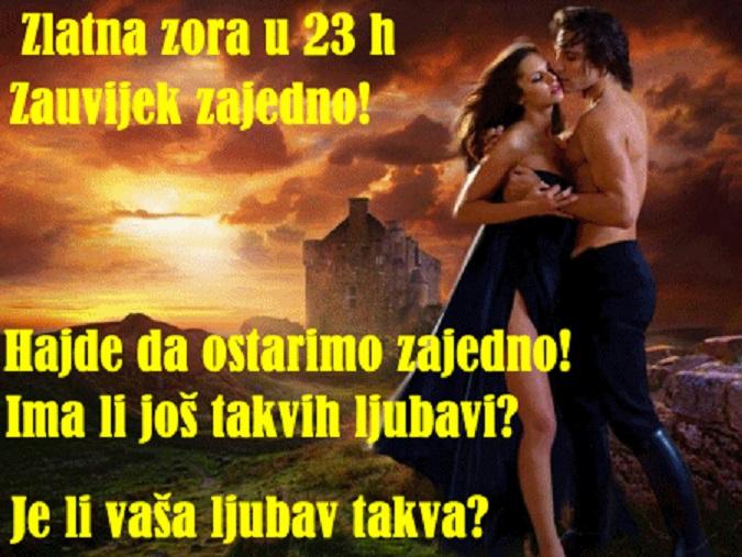 Zlatna zora večeras u 23h: Zauvijek zajedno!? + LJUBAVNI KOD za parove + Anđeoske poruke + sretni brojevi