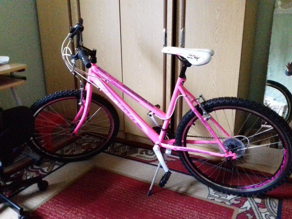 Neko mi je ukrao biciklo ....