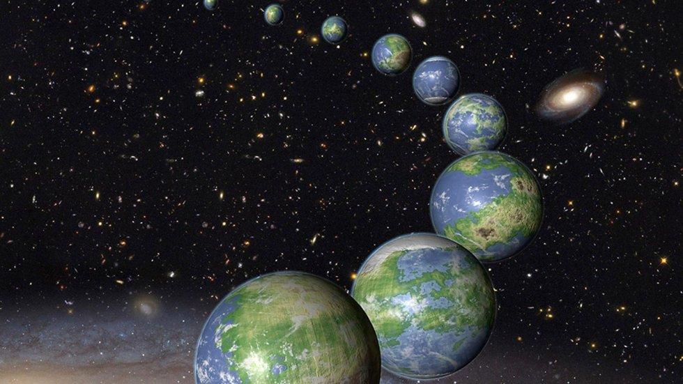 Mliječni put može se rojiti planetima koji imaju kontinente i oceane poput Zemlje