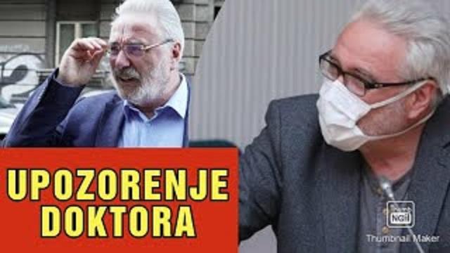 DOKTOR BRANIMIR NESTOROVIĆ KAŽE DA JE PROBAO I DA DELUJE...