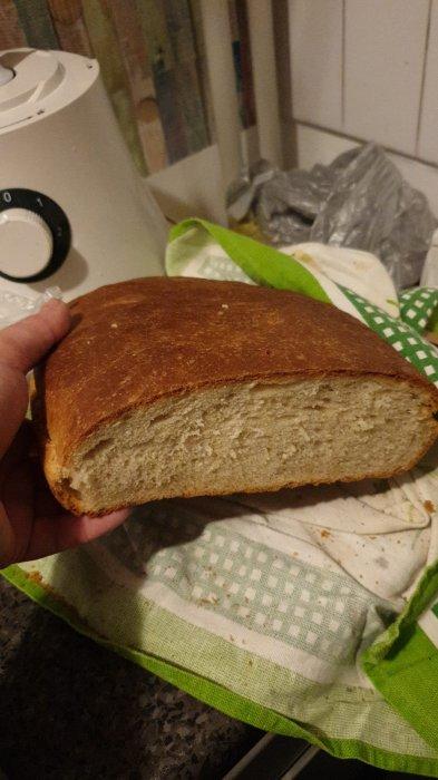 Dakle u životu nisam napravila mekši kruh - KRUH S PIROVIM BRAŠNOM