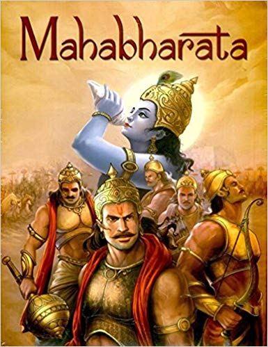 MAHABHARATA - Bhišmaparvan 8