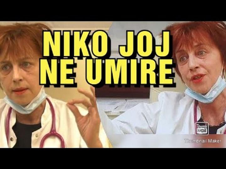 OVAJ PULMOLOG ČINI ČUDA - Doktorka Koja ne Stavlja Pacijente na Respirator - Ovo je Njen Recept...
