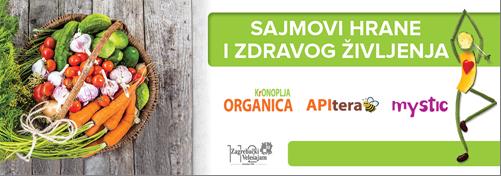 Sajmovi hrane i zdravog življenja - lipanj 2021. - najava