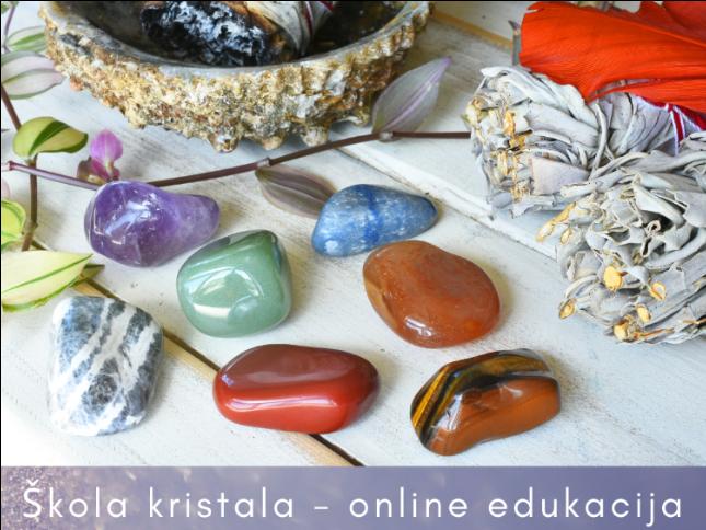 Otkrijte kristalni svijet i naučite metode kojima možete podržati sebe i druge na putu rasta i dobrobiti