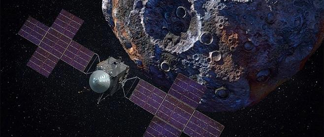 Psiha: Metalni mini-svijet koji bi mogao promijeniti sve što znamo o Sunčevom sustavu
