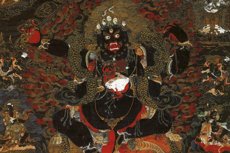 Demoni Tibeta