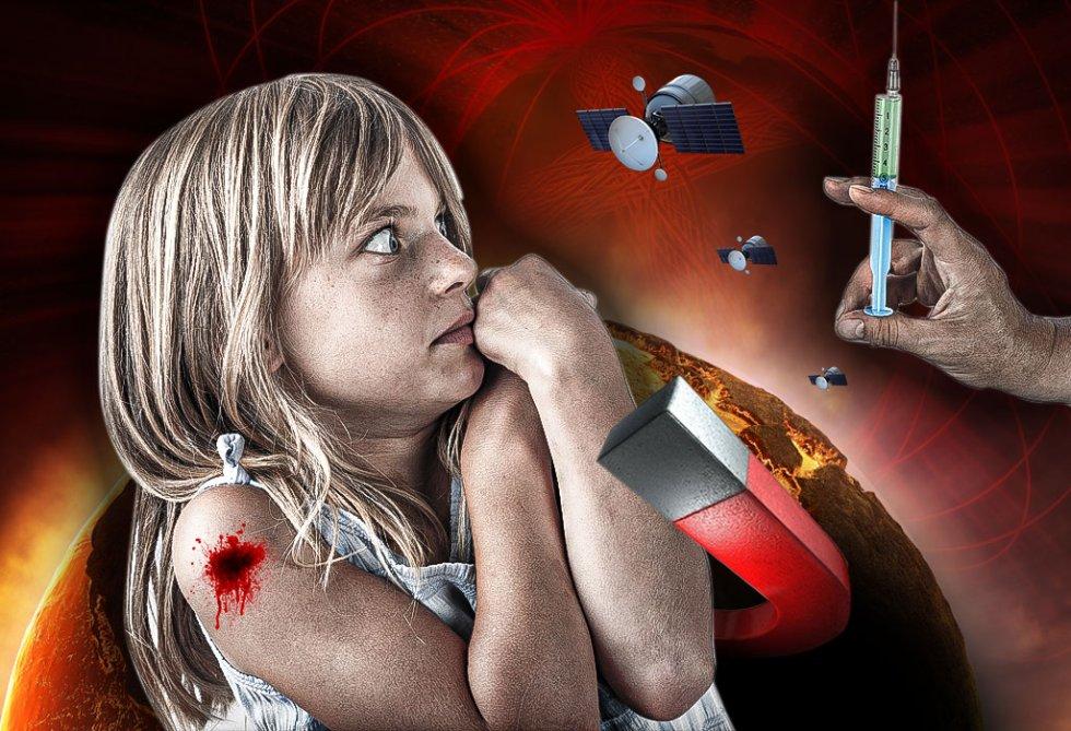 Alarmantno – otkrili smo zašto se magneti hvataju na kožu cijepljenih?