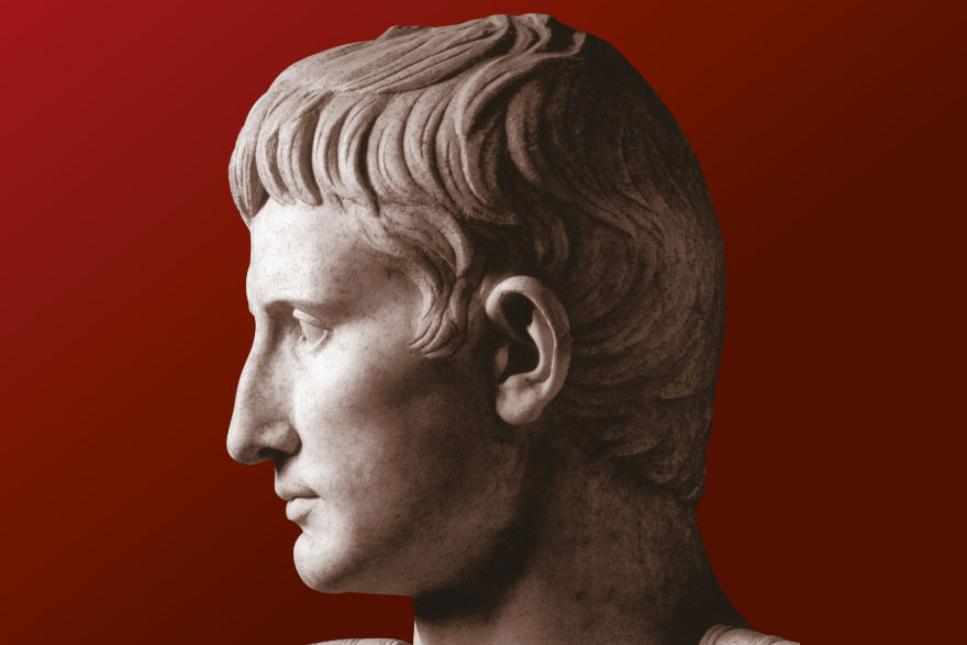Oktavijan August – prvi rimski car