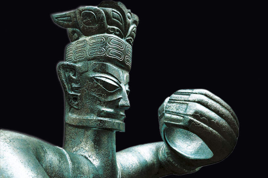 Misterij kulture Sanxingdui