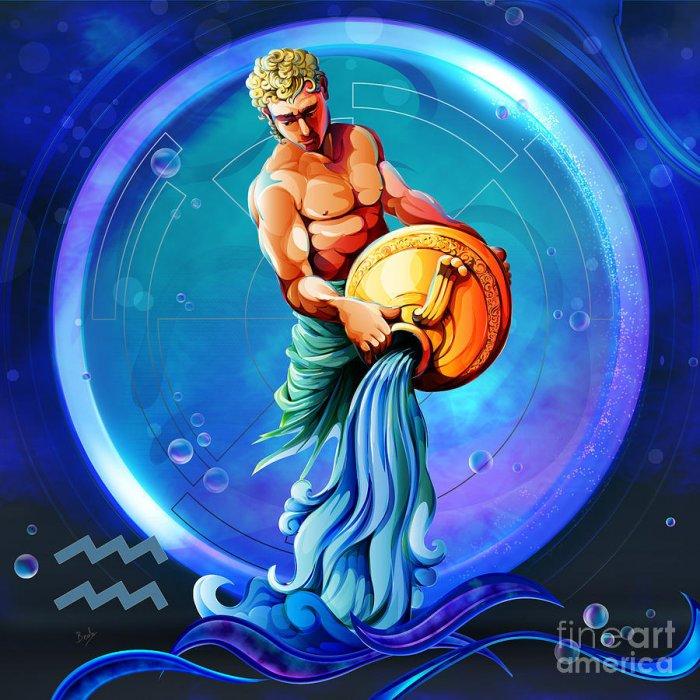 Vodenjak - mitologija