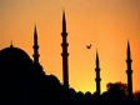 Muslimanska molitva za mir