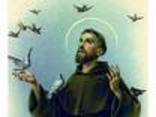 Molitva svetog Franje