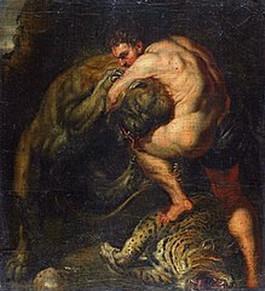 Herkules na Kritu