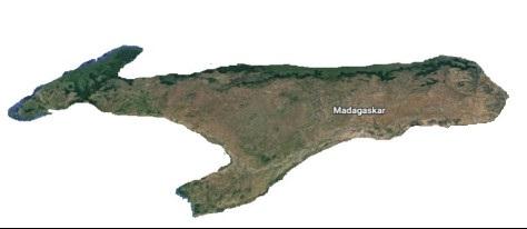 Madagaskar ili ... morski lav