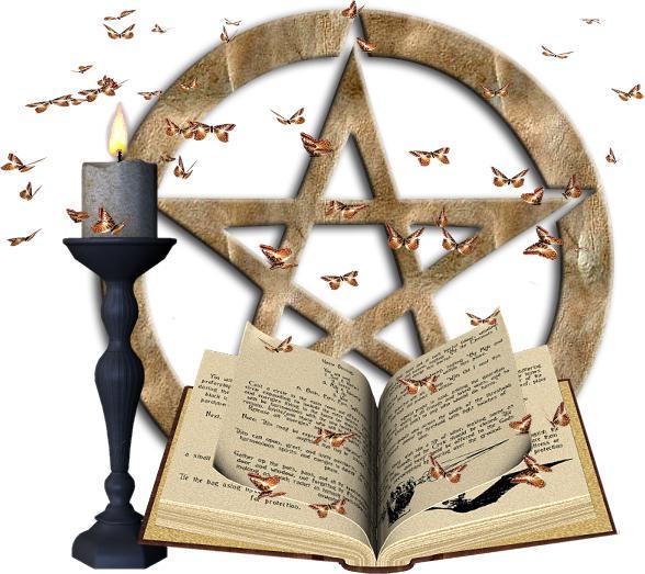 Wicca je moderna neopaganska religija
