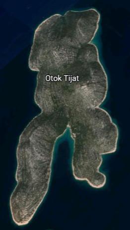 Otok Tijat ... tata i dijete