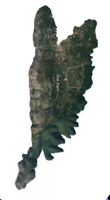 Otok Zlarin ili...Harpija