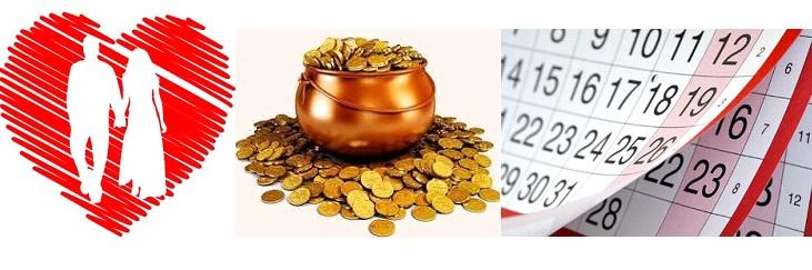 Zlatna zora u 23 h: Karmičko, duhovno i sudbinsko slaganje u ljubavi + financijska numerologija + zabavna numerologija