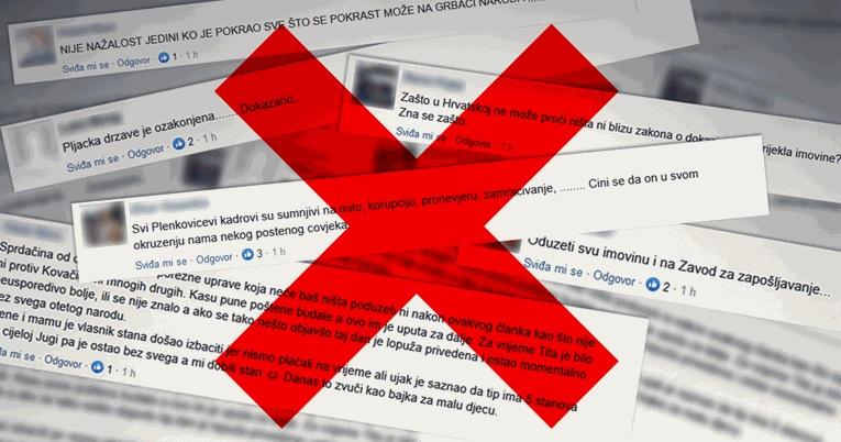 Portali neće biti odgovorni za govor mržnje u komentarima ako registriraju čitatelje
