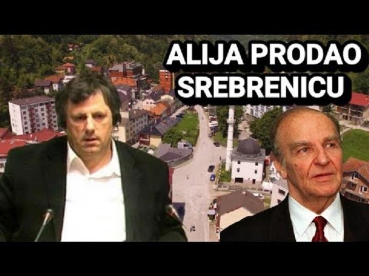 Hakija Meholjić: Evo Zašto je Alija Prodao Srebrenicu! - Čovek Izneo Istinu o Alijinoj Krivici...