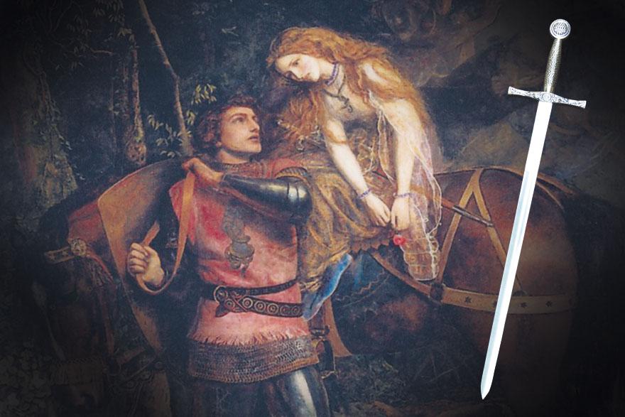 Arthur, Guinever i Lancelot