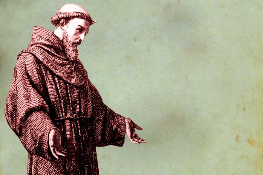 Sveti Franjo Asiški – uvijek veseli brat