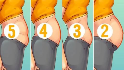 Ravan trbuh u tjedan dana | Jedna šalica dnevno brzo će sagorjeti masnoće na trbuhu
