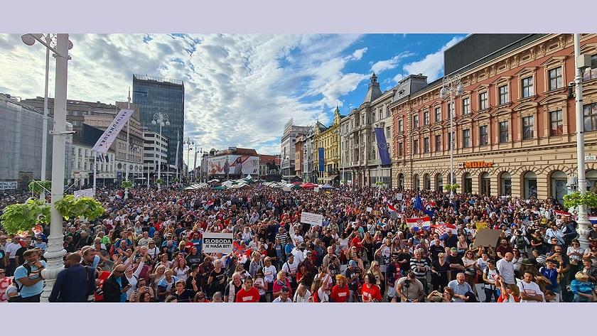 Festival slobode 2.0 – veličanstveni praznik slobode u znaku masovnog odaziva!!! Poruka vladujućima: Dosta je!!!