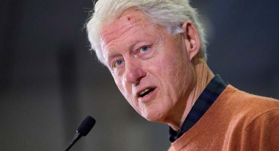 Bill Clinton mrtav na GITMO -u