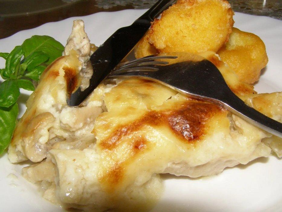 Prijedlozi za jesenji meni - Piletina u umaku od gljiva i jogurta