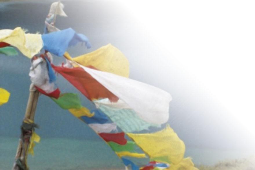 Tibetanske molitvene zastavice