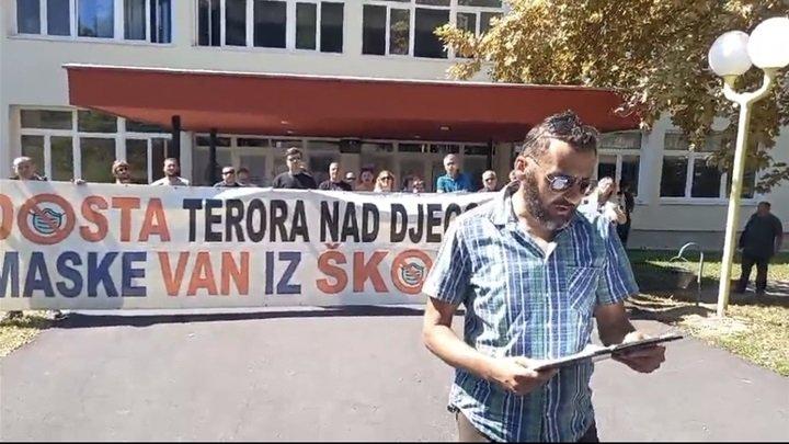 TEMA DANA - Antivakseri, antimaskeri i ostali antiprotivni...