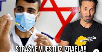 Strašne vijesti iz Izraela‼️
