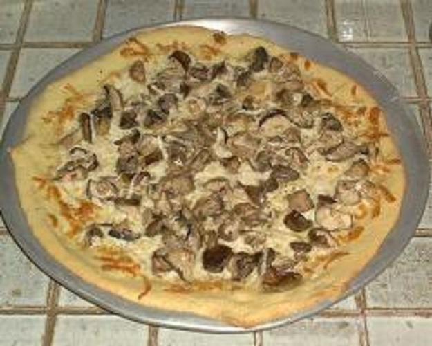 Prijedlozi za jesenji meni - Pizza s gljivama